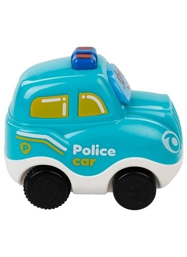 Cosby Cosby şirin Renkli Police  Turkuaz Turkuaz